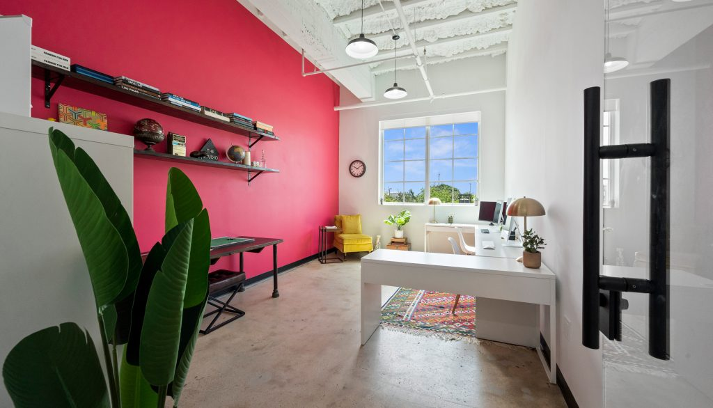 miami private offices no lease required